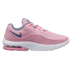 Nike Air Max Advantage Kids Running Shoes Pink / White US 4, Pink / White, rebel_hi-res