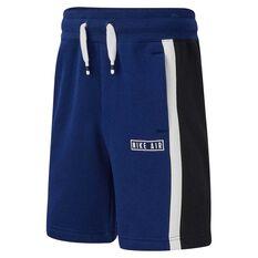 Nike Air Boys Shorts Blue / White XS, Blue / White, rebel_hi-res