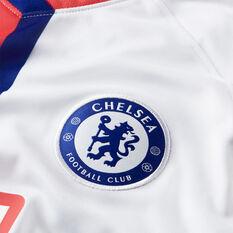 Chelsea FC 2020/21 Mens Air Max 4th Jersey, White, rebel_hi-res
