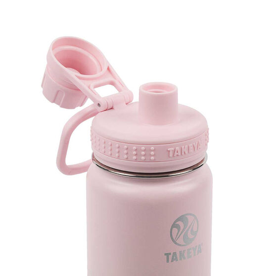 Takeya Actives Insulated Water Bottle 700ml Blush, Blush, rebel_hi-res