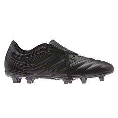 adidas Copa Gloro 19.2 Mens Football Boots Black US 7, Black, rebel_hi-res