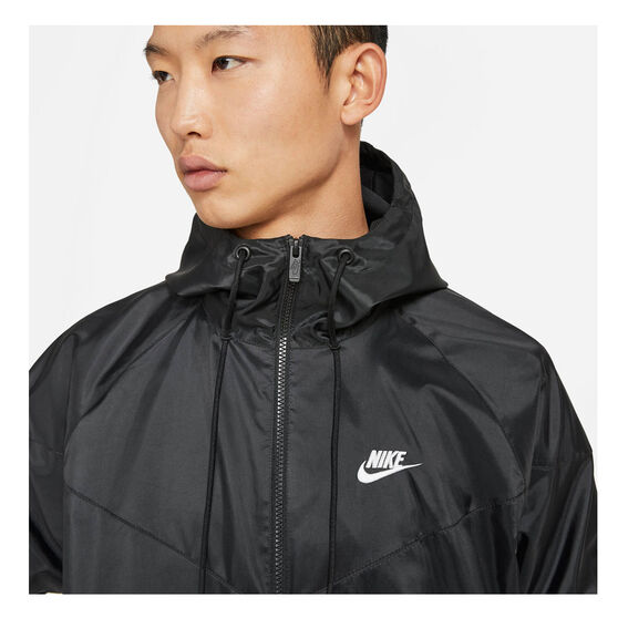 Nike Mens Sportswear Windrunner Jacket, Black, rebel_hi-res