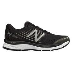 New Balance 880v8 Womens Running Shoes Black / White US 6, Black / White, rebel_hi-res