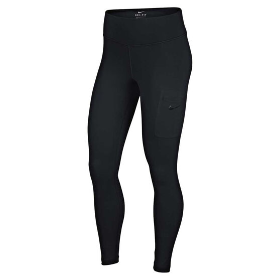 75d5326ffe90 Nike Womens Power Hyper Tights Black XL