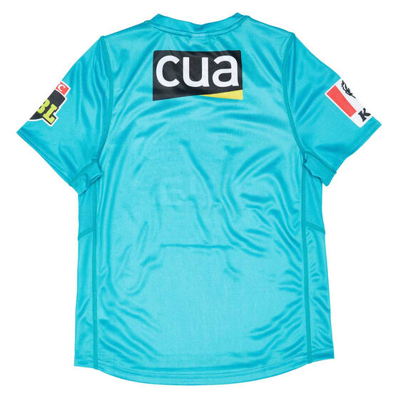 Brisbane Heat 2020/21 Kids BBL Jersey, Teal, rebel_hi-res
