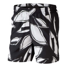 Nike Mens Challenger 7in Running Shorts Black S, Black, rebel_hi-res