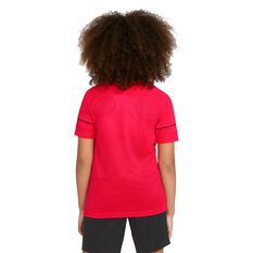 Nike Boys Dri-Fit Academy 21 Soccer Tee, Red, rebel_hi-res