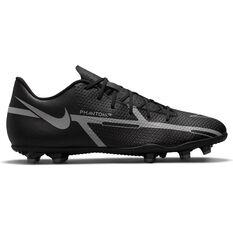 Nike Phantom GT2 Club Football Boots Black US Mens 4 / Womens 5.5, Black, rebel_hi-res