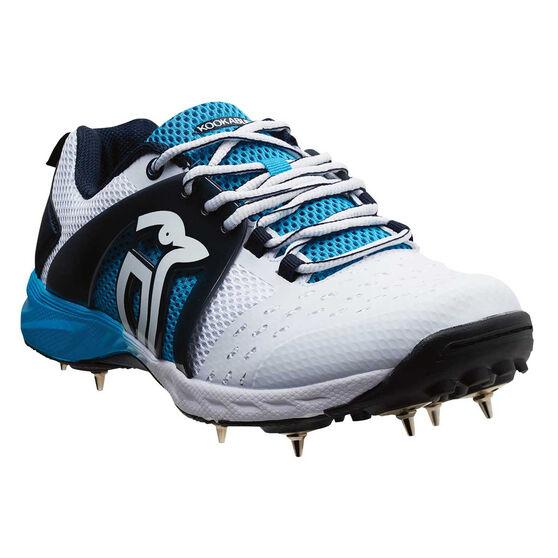 Kookaburra Pro 2000 Spike Mens Cricket Shoes US 13, , rebel_hi-res