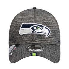 a72fa77d13ae6a ... rebel_hi Seattle Seahawks 2019 New Era 39THIRTY Training Cap Grey S /  M, Grey, rebel_hi