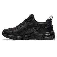 Asics GEL Quantum 180 Kids Casual Shoes Black US 4, Black, rebel_hi-res