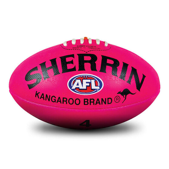 Sherrin AFL KB All Surface Synthetic Football 3, , rebel_hi-res