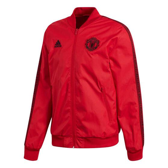 Manchester United 2019/20 Mens Anthem Jacket, Red, rebel_hi-res