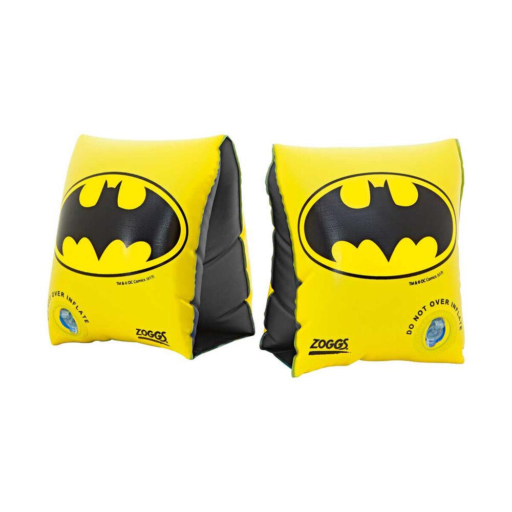 7b634516668dc Zoggs Batman Swim Armbands | Rebel Sport