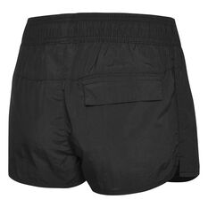 Speedo Womens Classic Swim Shorts, Black, rebel_hi-res