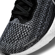 Nike ZoomX Invincible Run Flyknit Mens Running Shoes, White, rebel_hi-res