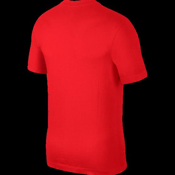 Nike Mens Sportswear JDI Tee, Red, rebel_hi-res