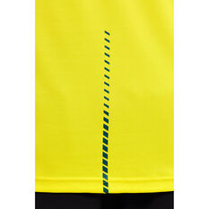 Asics Mens Boomers 2021 Jersey, Yellow, rebel_hi-res