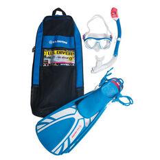 US Divers Marella Ladies Snorkel Set Multi OSFA, , rebel_hi-res