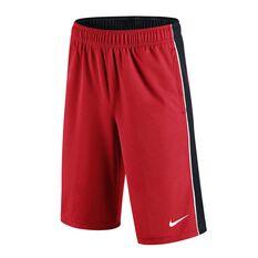Nike Boys Acceler8 Shorts Red / Black XS Junior, Red / Black, rebel_hi-res