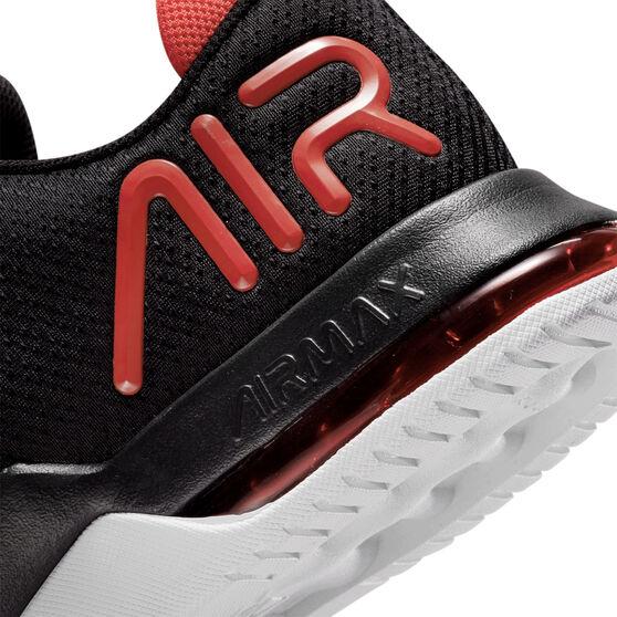 Nike Air Max Alpha Trainer 4 Mens Training Shoes, Black/Red, rebel_hi-res