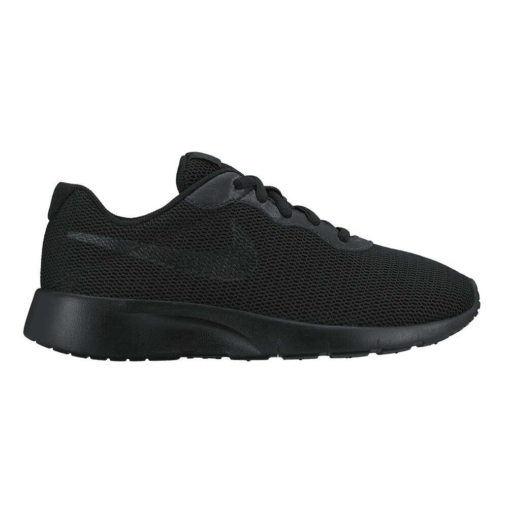 2b8a79e6d994f9 Nike Tanjun Kids Casual Shoes Black US 4