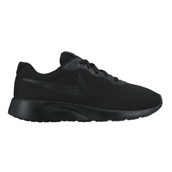 f2cee1a7892857 Nike Tanjun Kids Casual Shoes Black US 6