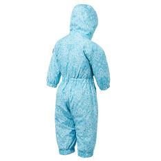 Tahwalhi Toddler Girls Ski Suit Blue 2, Blue, rebel_hi-res