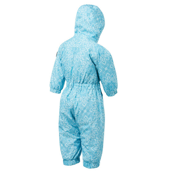 Tahwalhi Toddler Girls Ski Suit, Blue, rebel_hi-res