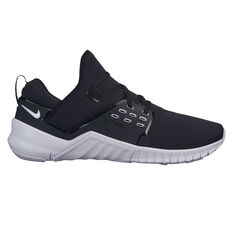 Nike Free Metcon 2 Mens Training Shoes Black / White US 7, Black / White, rebel_hi-res