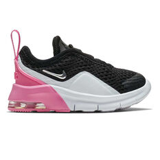 Nike Air Max Motion 2 Toddlers Shoes Pink / White US 4, Pink / White, rebel_hi-res