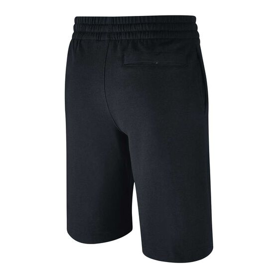 Nike Sportswear Boys Shorts, Black / White, rebel_hi-res