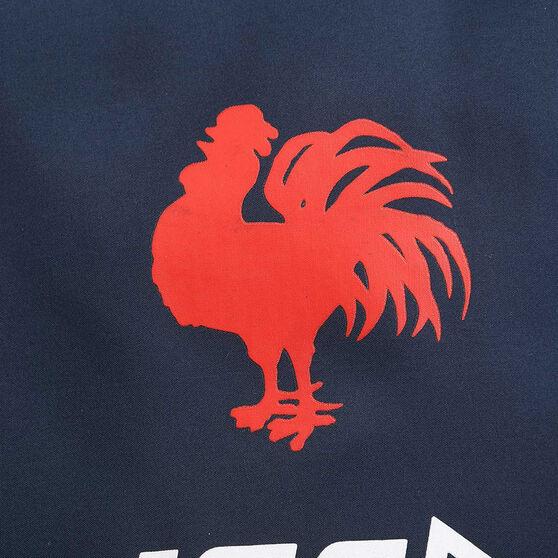 Sydney Roosters 2020 Mens Training Shorts, Navy, rebel_hi-res