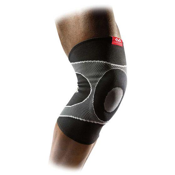 McDavid 4way Knee Sleeve with Gel, Black, rebel_hi-res