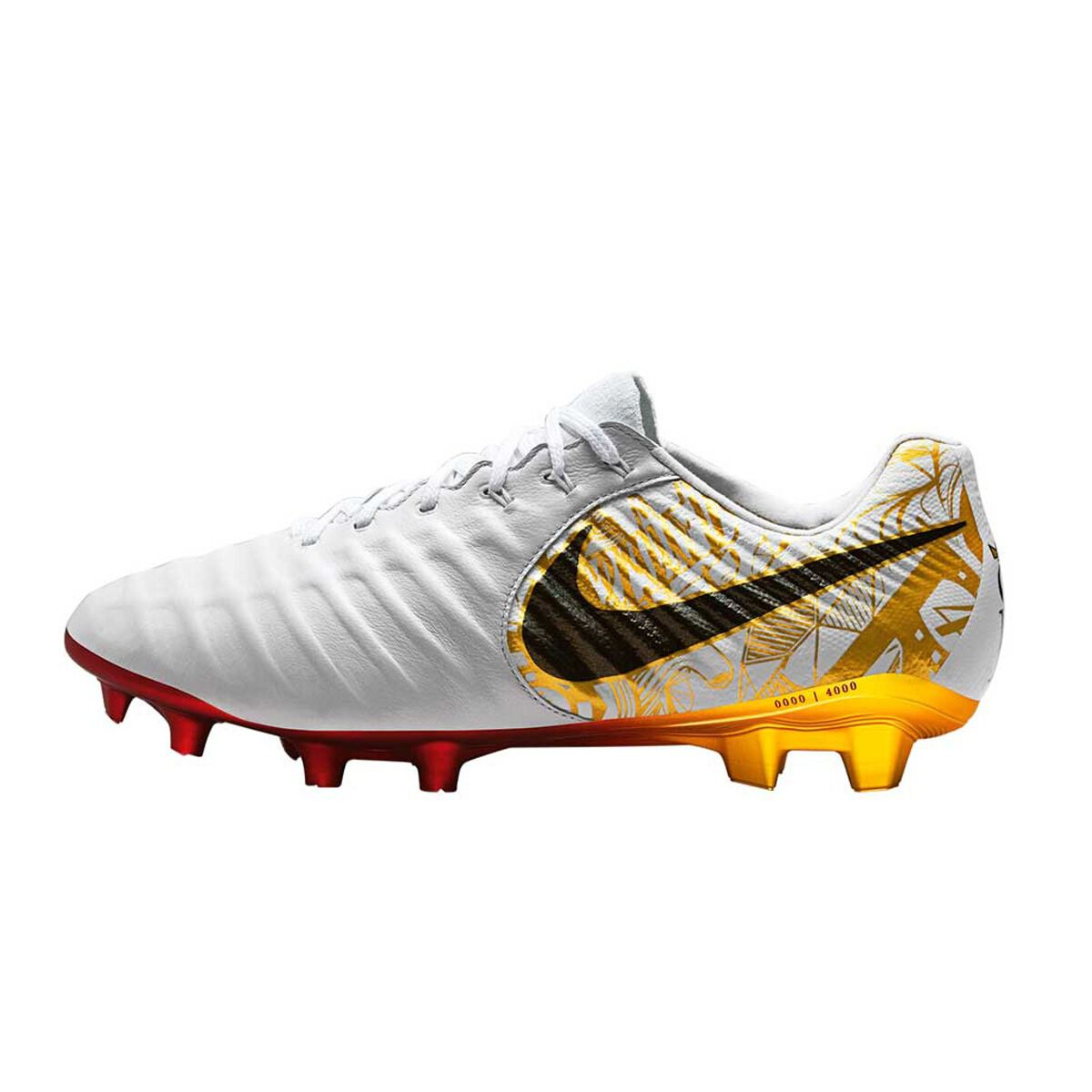 96476755b623 ... spain nike tiempo legend vii ramos special edition mens football boots  white gold us 9.5 adult