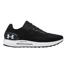 Under Armour HOVR Sonic 2 Mens Running Shoes Black / White US 7, Black / White, rebel_hi-res
