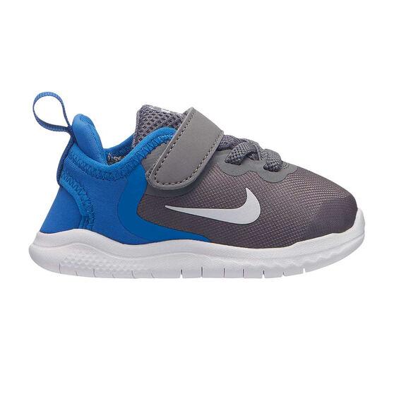 Nike Free RN 2018 Toddlers Shoes, , rebel_hi-res