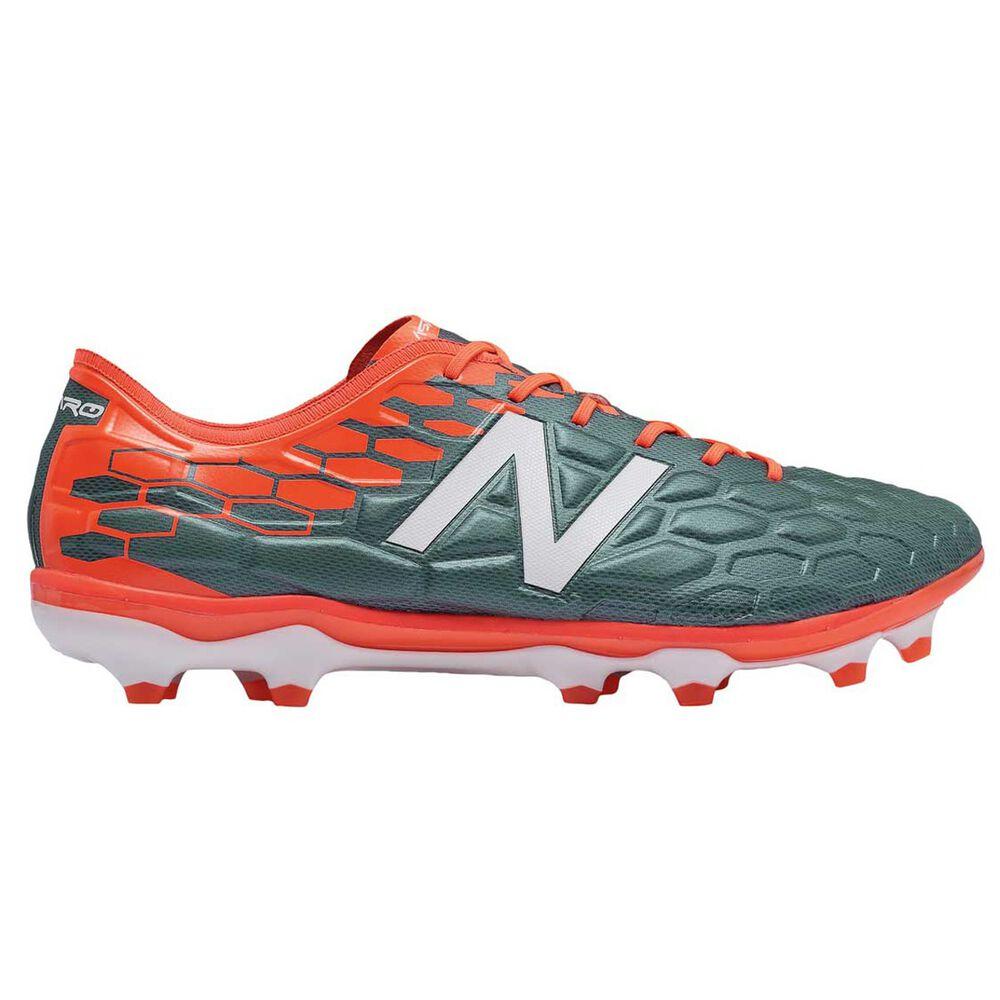 b754babe59 New Balance Visaro 2.0 Pro Mens Football Boots Orange / Grey US 11 Adult,  Orange
