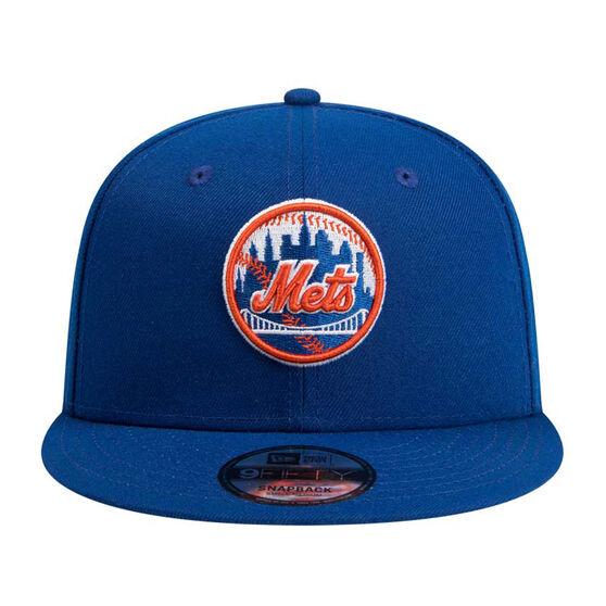 New York Mets 2019 New Era 9FIFTY Circle City Cap, Blue, rebel_hi-res