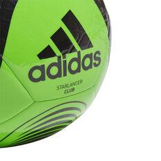adidas Starlancer Club Soccer Ball, Green, rebel_hi-res