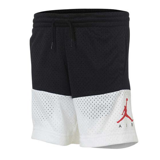 0346201042c Nike Boys Jordan Jumpman Air GFX Shorts Black 6, Black, rebel_hi-res