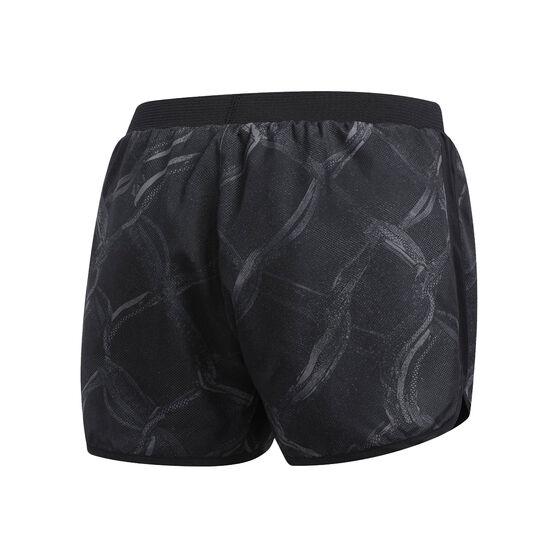 adidas Womens Marathon 20 Fences Running Shorts, Grey, rebel_hi-res