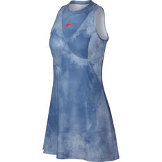 NikeCourt Womens Maria Dress Blue XS, Blue, rebel_hi-res
