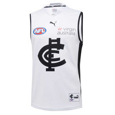 Carlton Blues 2020 Mens Away Guernsey Navy S, , rebel_hi-res
