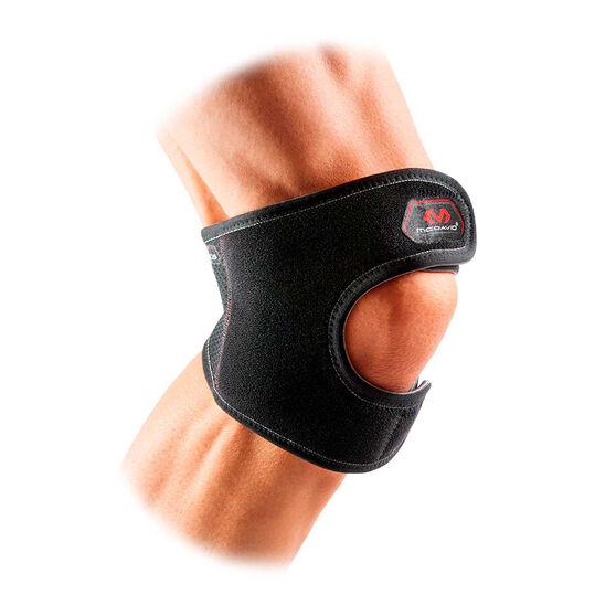 McDavid Adjustable Knee Support, Black, rebel_hi-res