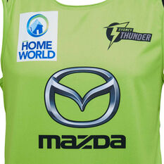 Sydney Thunder 2019/20 Mens Training Singlet Green S, Green, rebel_hi-res