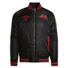 Essendon Bombers Mens Vintage Bomber Jacket, , rebel_hi-res