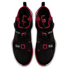 Nike LeBron Soldier XIII SFG Mens Basketball Shoes Black / White US 9, Black / White, rebel_hi-res