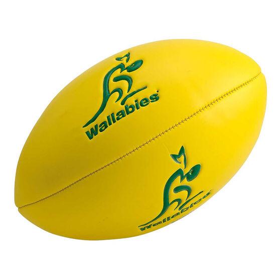 Gilbert Wallabies Softee Rugby Ball, , rebel_hi-res