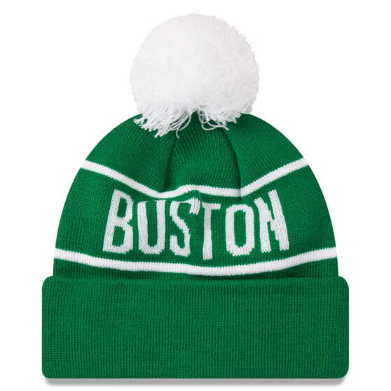 Boston Celtics 2019 New Era Knits On Fire Beanie, , rebel_hi-res